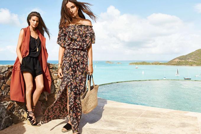 Одежда для отпуска от H&M
