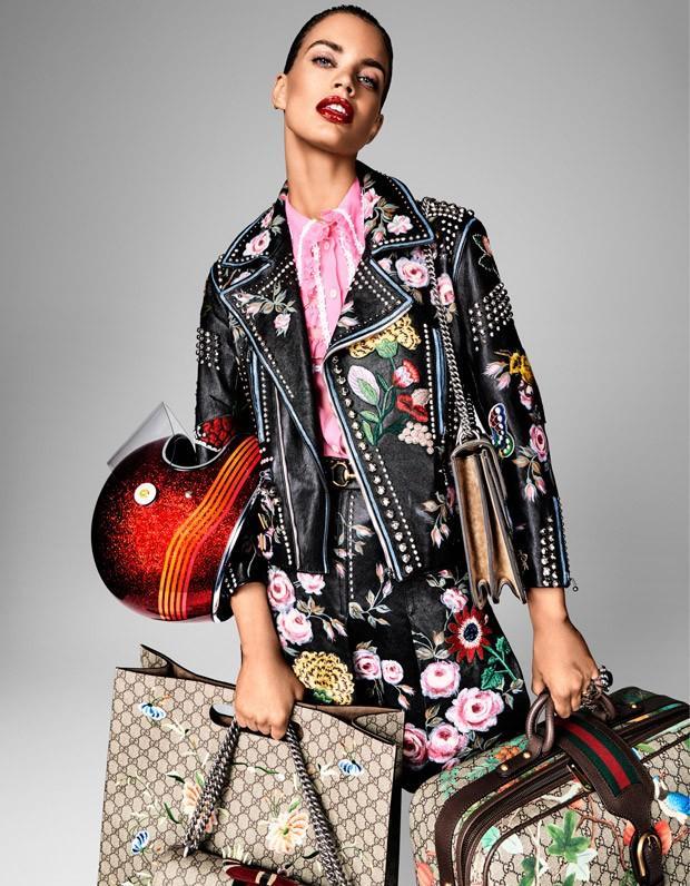 Рианна Тен Хакен в Vogue Netherlands