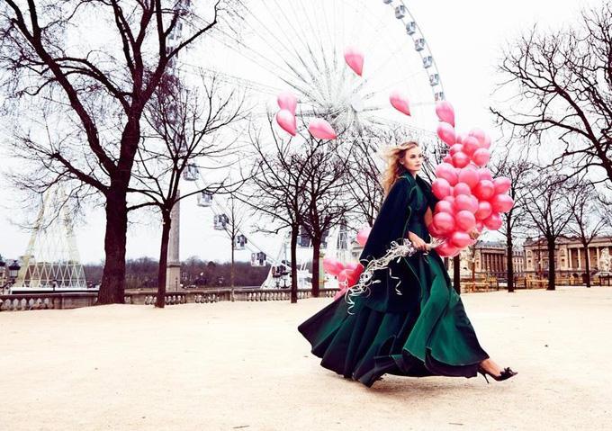 Кейт Григорьева в Vogue Mexico
