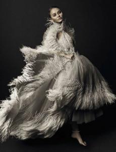 Лили-Роуз Депп в Vogue Italia