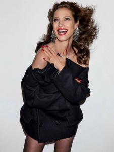 Кристи Терлингтон и Ева Херцигова в Vogue Paris