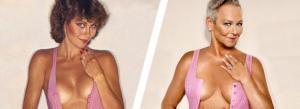 Девушки Playboy повторили свои обложки