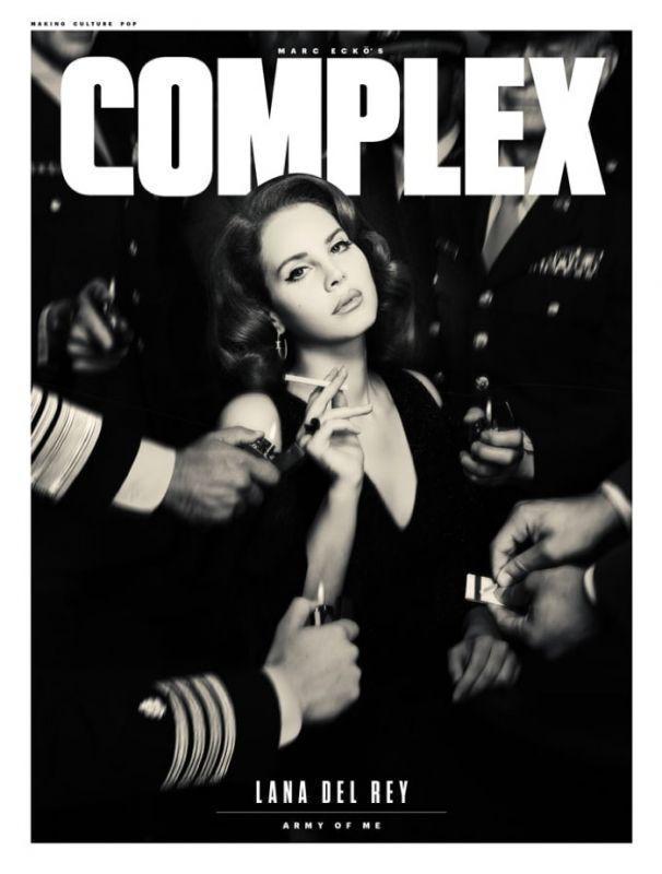 Лана Дель Рей в Complex Magazine