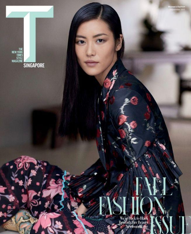 Лю Вень для T Magazine