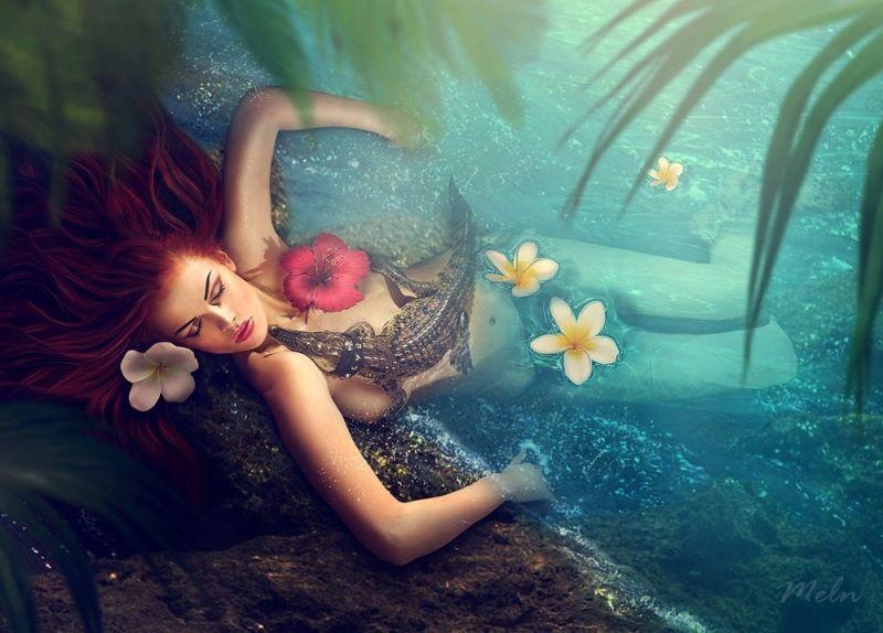 Красивое «Ню» Александра Мельна (30 фото)