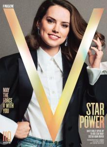 Дэйзи Ридли в V Magazine