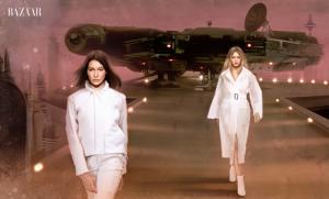 «Звездные Войны» в Harper's Bazaar US