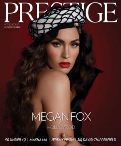 Меган Фокс в Prestige Hong Kong