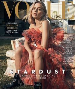 Марго Робби в Vogue Australia